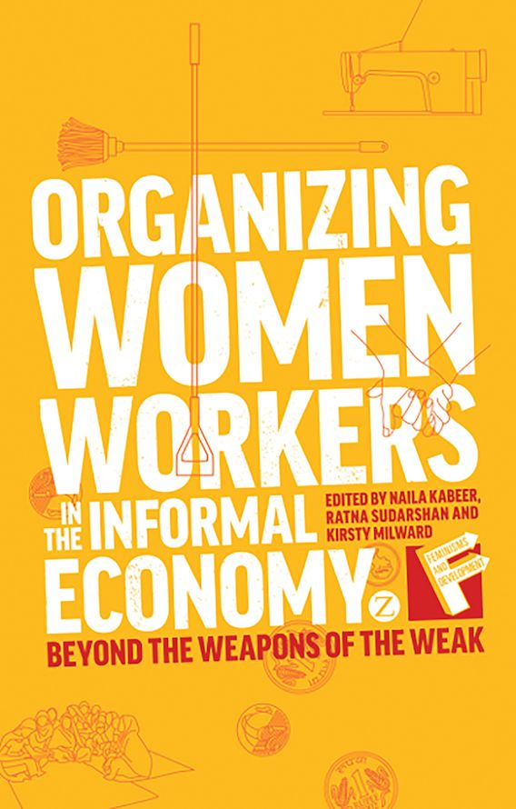 Organizing Women Workers in the Informal Economy cover