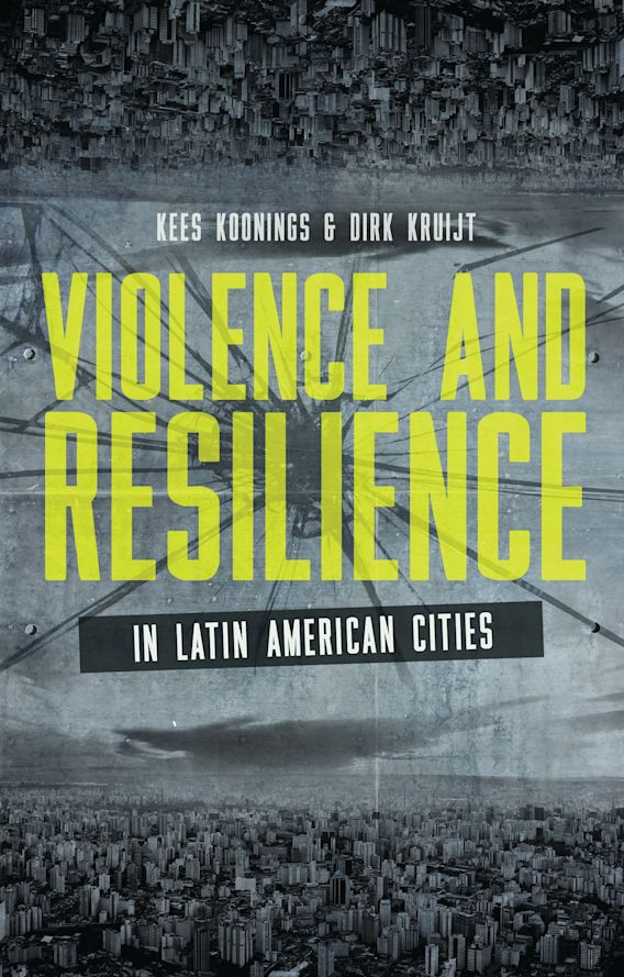 Violence and Resilience in Latin American Cities cover