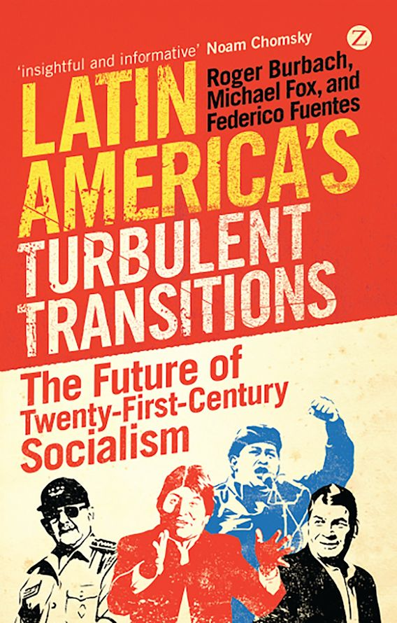 Latin America's Turbulent Transitions cover