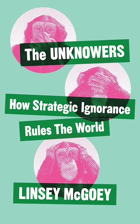 The Unknowers cover
