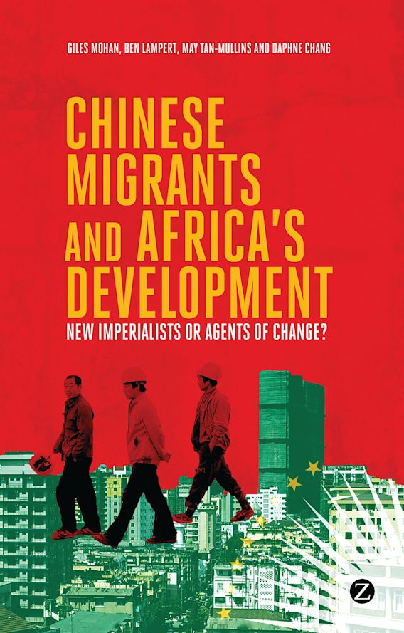 Chinese Migrants and Africa's Development cover