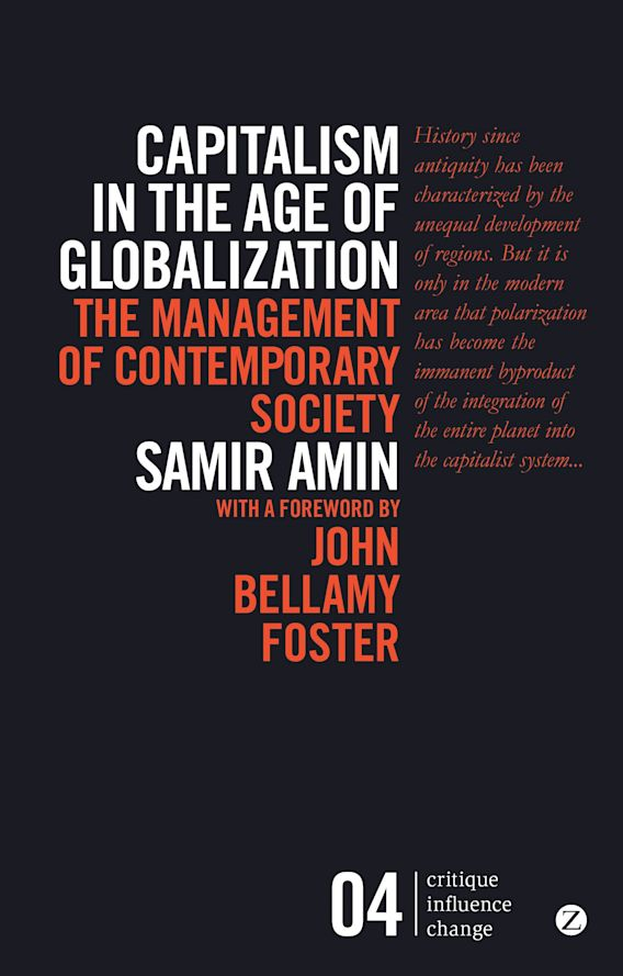 Capitalism in the Age of Globalization cover
