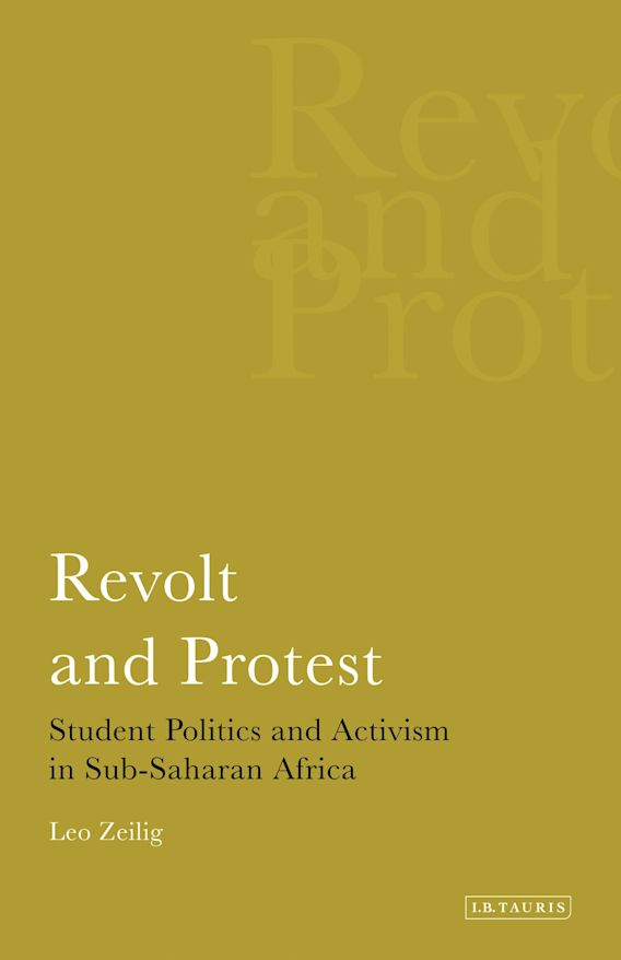 Revolt and Protest cover