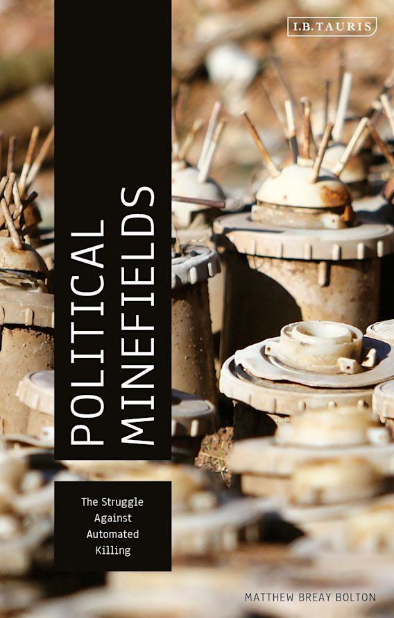 Political Minefields cover