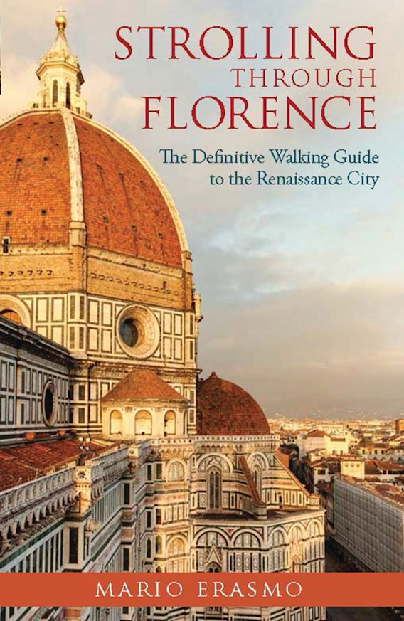 Strolling through Florence cover