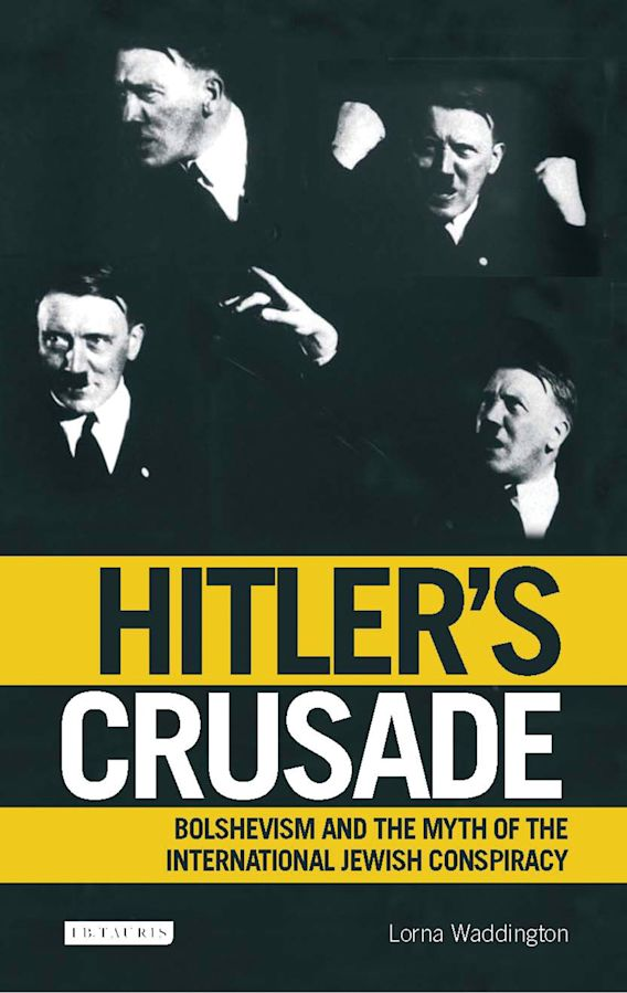 Hitler's Crusade cover