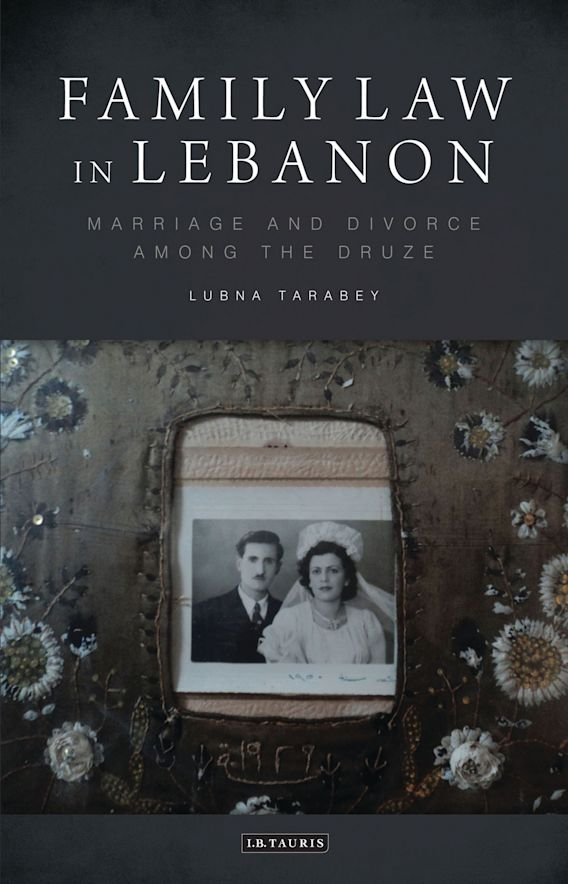 Family Law in Lebanon cover
