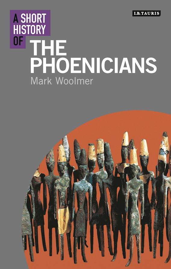 A Short History of the Phoenicians cover