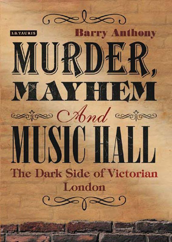 Murder, Mayhem and Music Hall cover