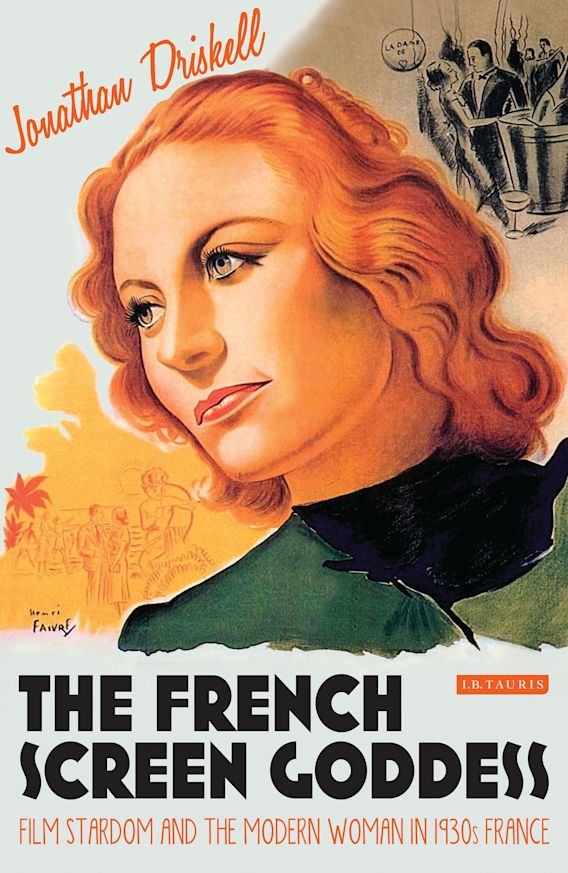 The French Screen Goddess cover