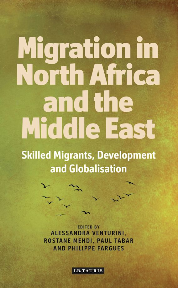 Migration from North Africa and the Middle East cover