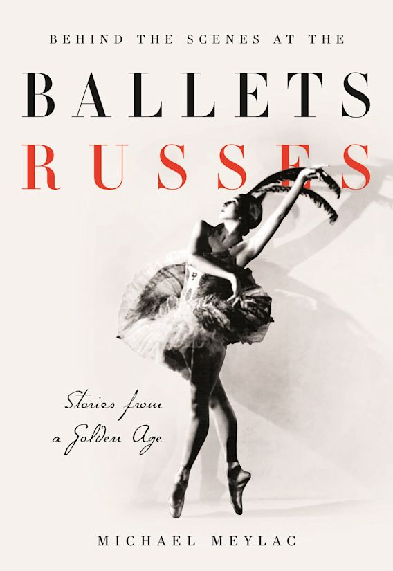 Behind the Scenes at the Ballets Russes cover