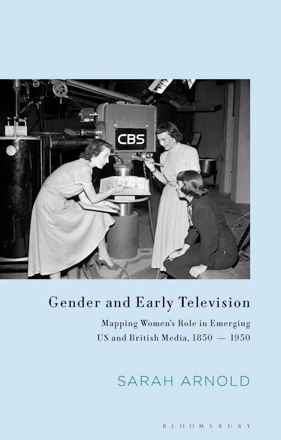 Gender and Early Television cover