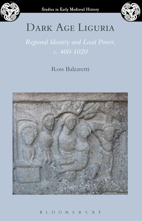 Dark Age Liguria cover