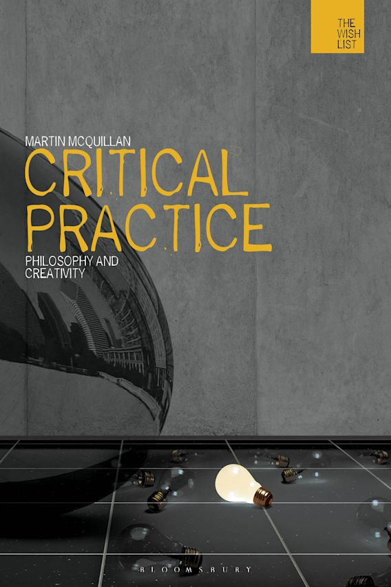 Critical Practice cover