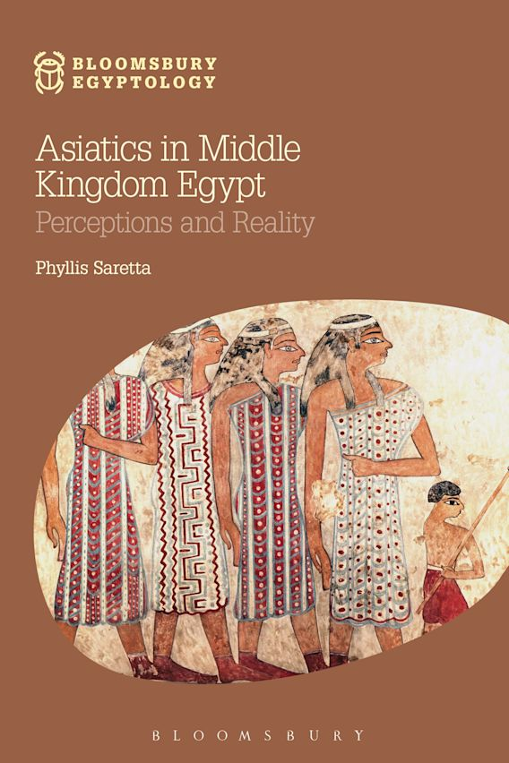 Asiatics in Middle Kingdom Egypt cover