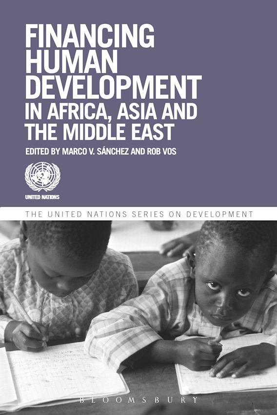 Financing Human Development in Africa, Asia and the Middle East cover