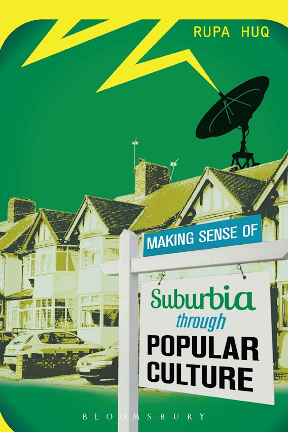 Making Sense of Suburbia through Popular Culture cover