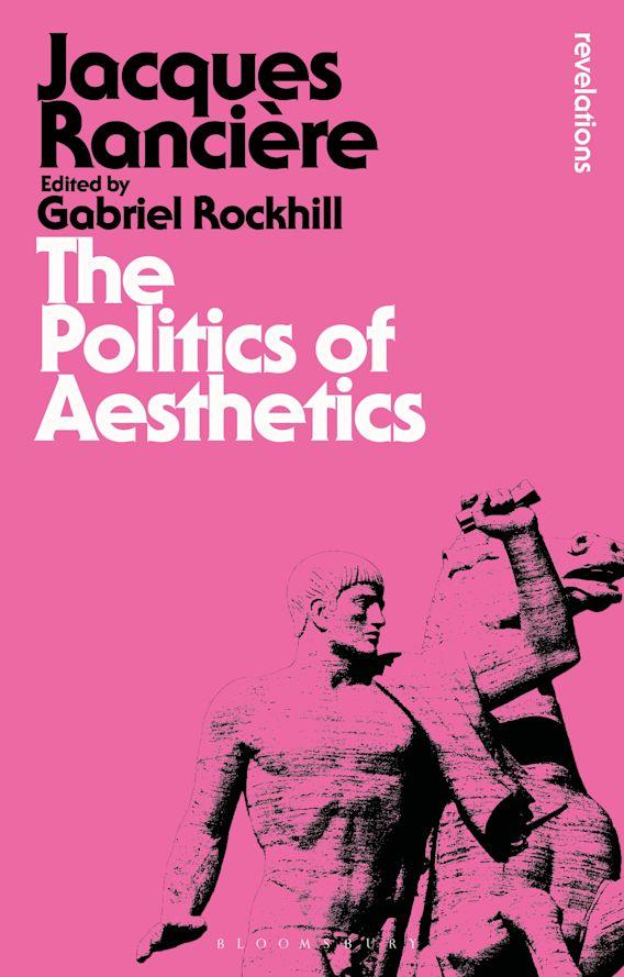 The Politics of Aesthetics cover