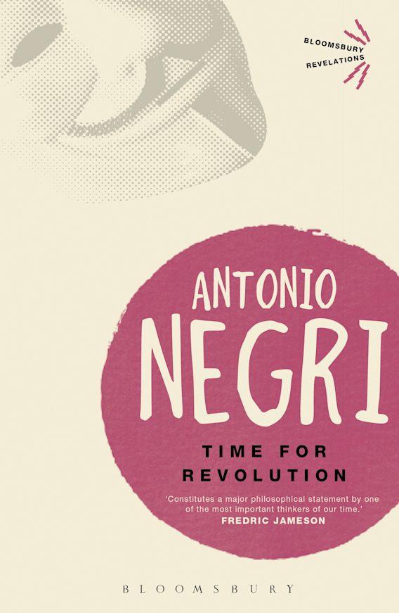 Time for Revolution cover