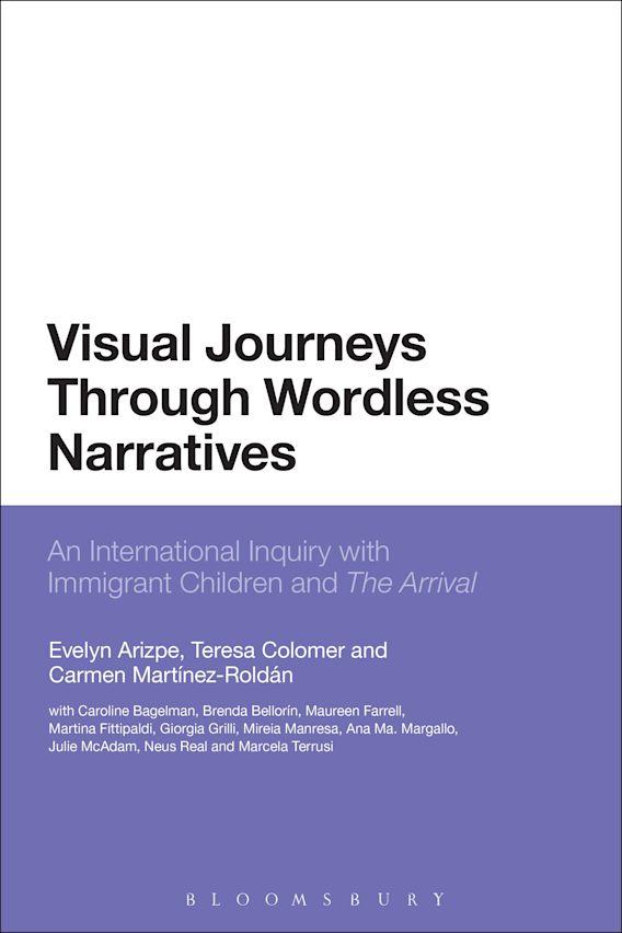 Visual Journeys Through Wordless Narratives cover