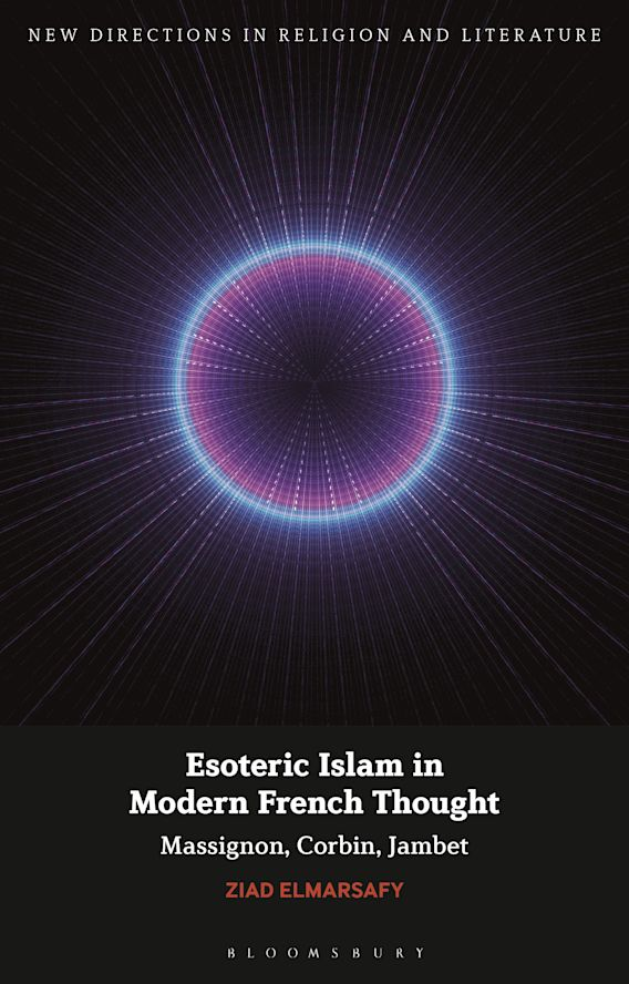 Esoteric Islam in Modern French Thought cover