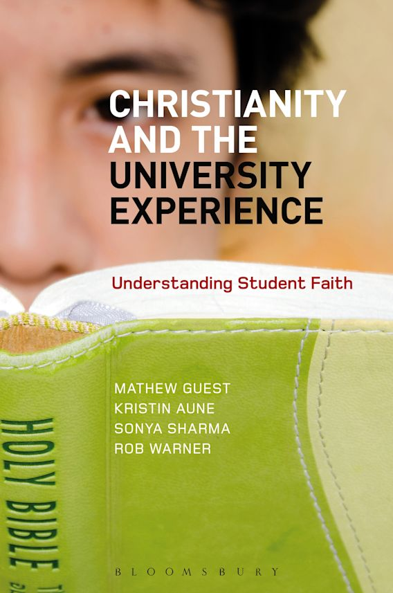 Christianity and the University Experience cover