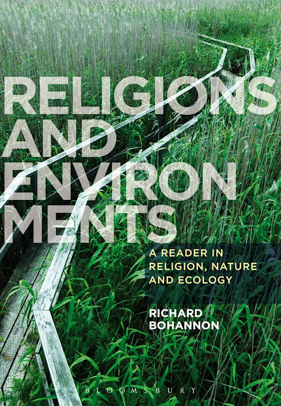 Religions and Environments cover