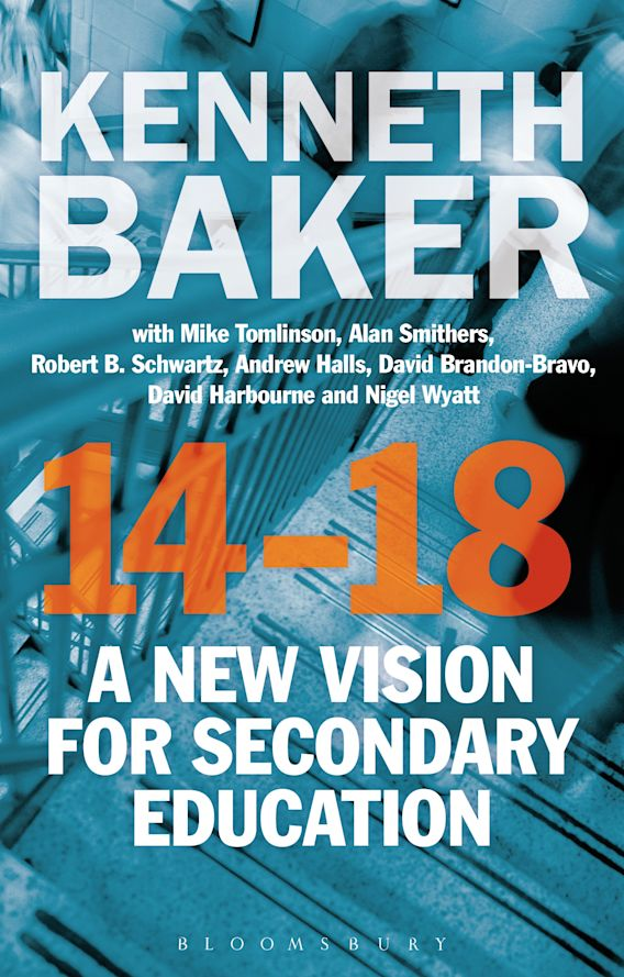14-18 - A New Vision for Secondary Education cover