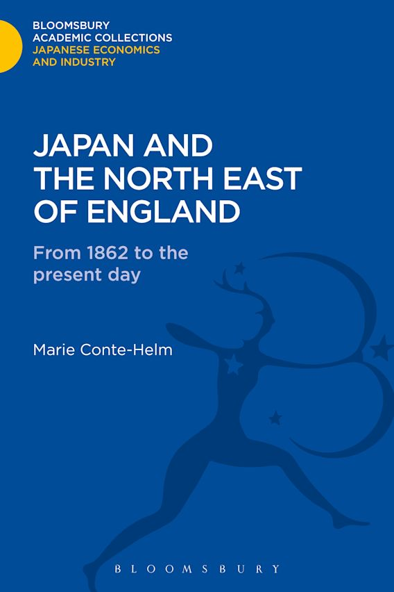 Japan and the North East of England cover