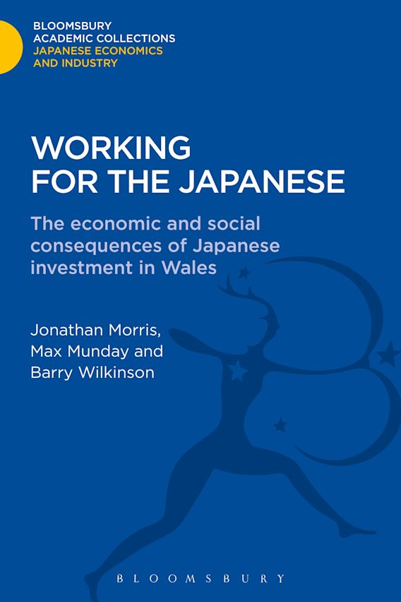 Working for the Japanese cover