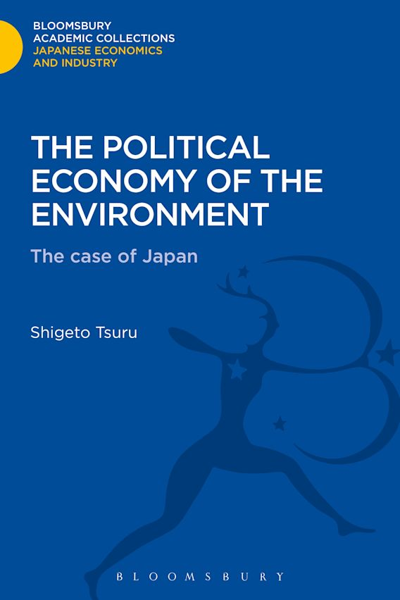 The Political Economy of the Environment cover
