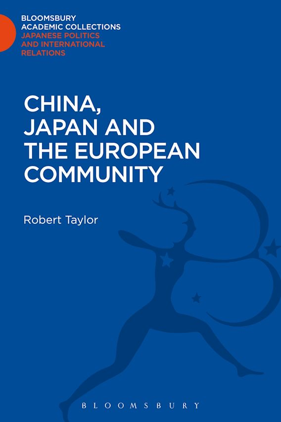 China, Japan and the European Community cover