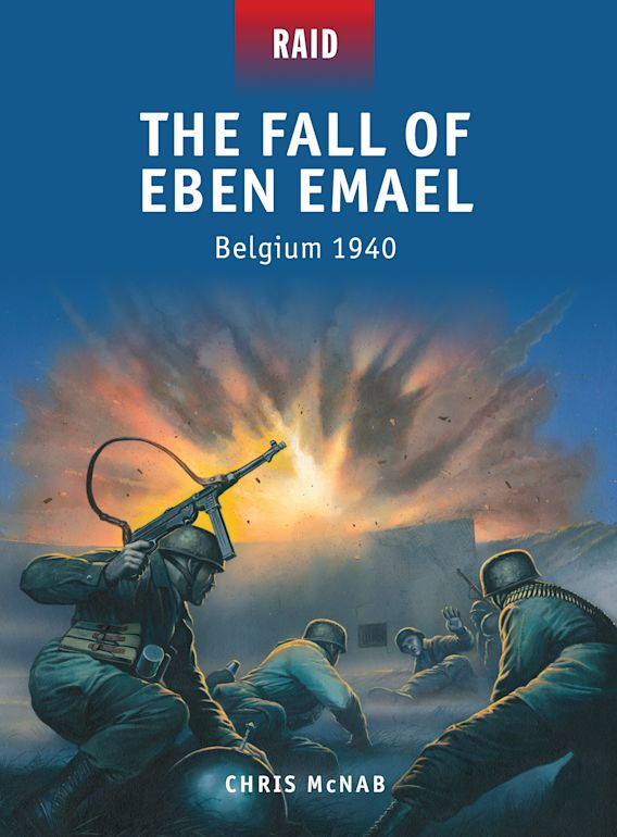 The Fall of Eben Emael cover