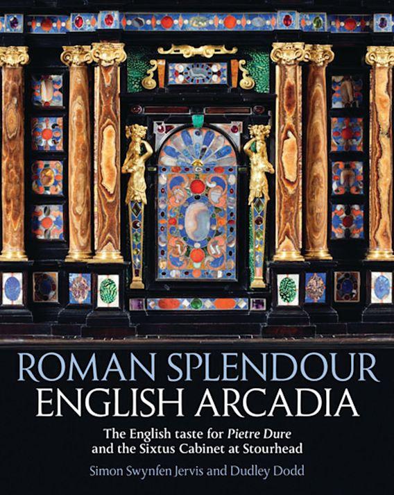 Roman Splendour, English Arcadia cover