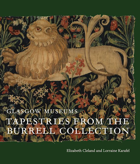 Tapestries from the Burrell Collection cover