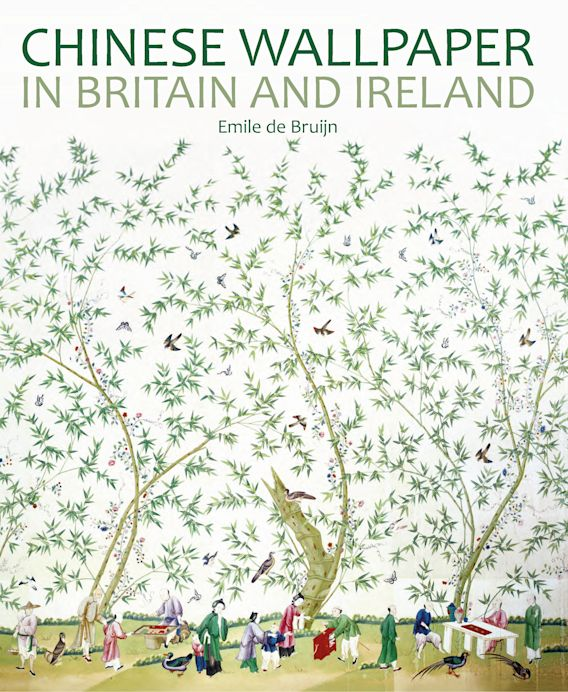 Chinese Wallpaper in Britain and Ireland cover