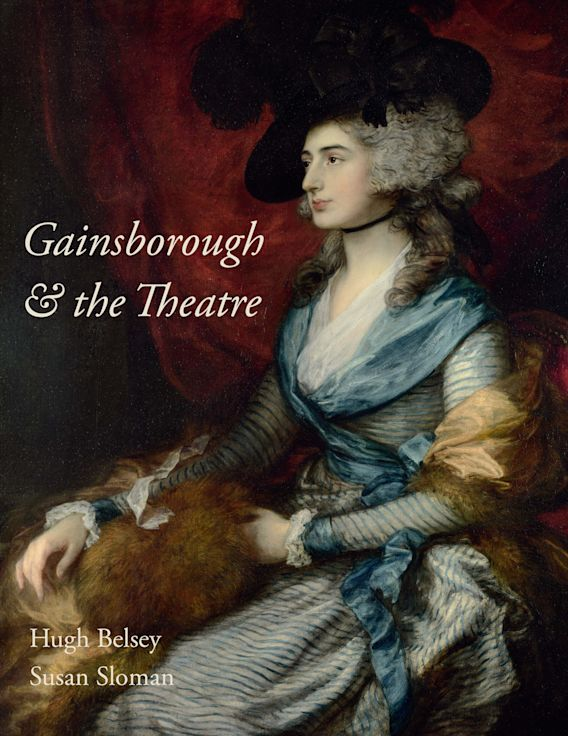 Gainsborough and the Theatre cover