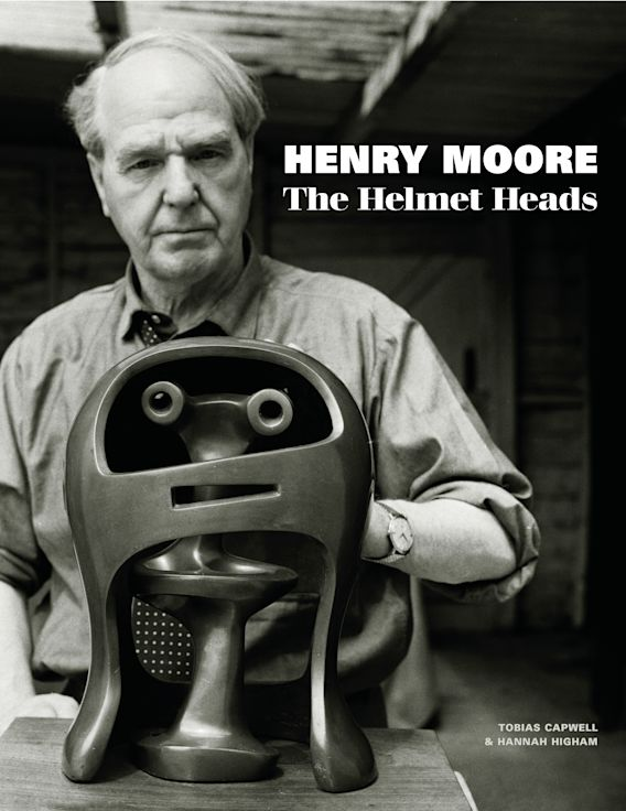Henry Moore cover