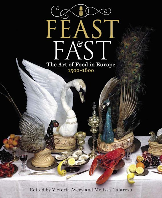 Feast & Fast cover