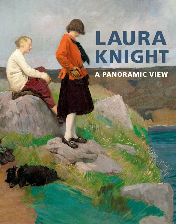 Laura Knight cover
