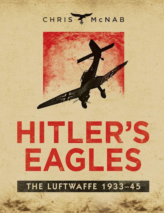 Hitler's Eagles cover