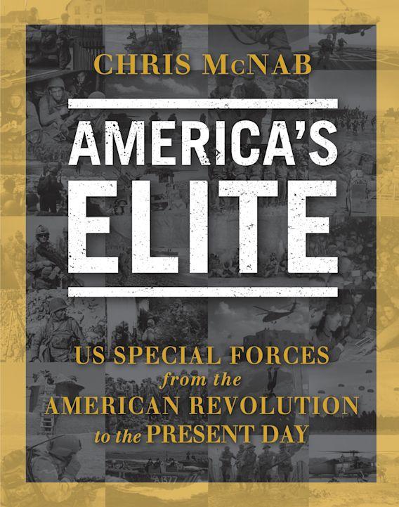 America's Elite cover