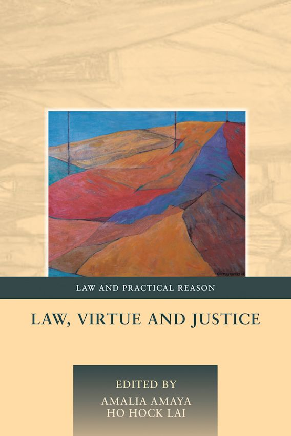 Law, Virtue and Justice cover