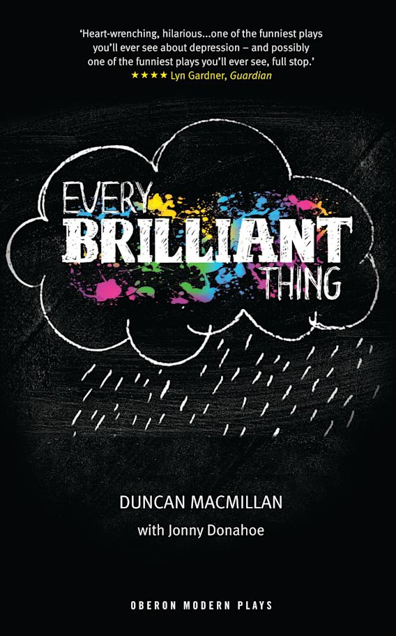Every Brilliant Thing cover