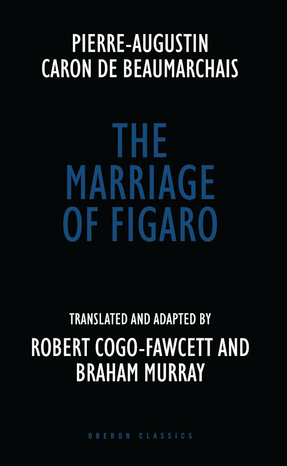 The Marriage of Figaro cover
