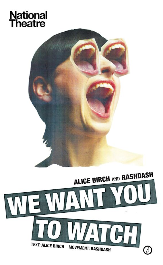 We Want You to Watch cover