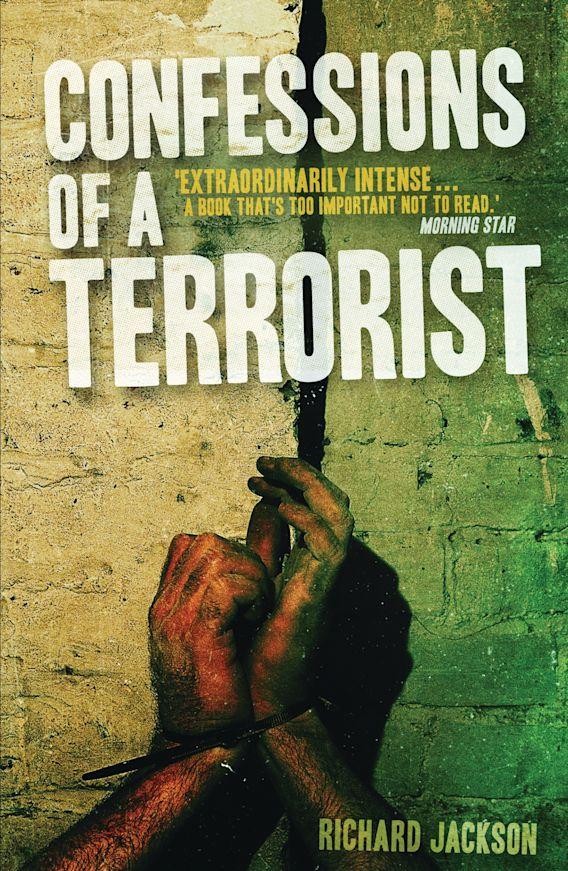 Confessions of a Terrorist cover