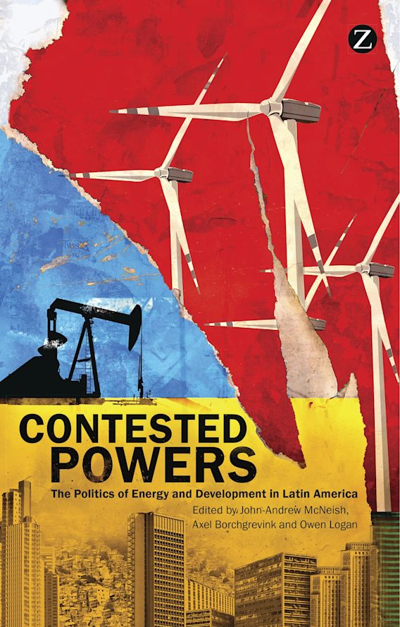 Contested Powers cover
