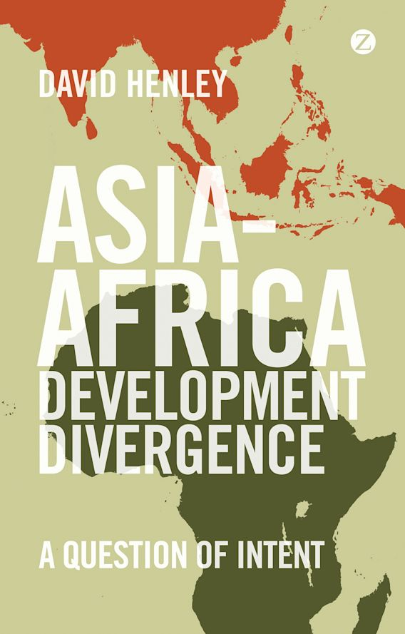 Asia-Africa Development Divergence cover